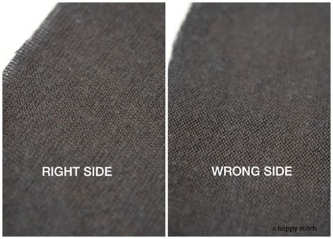 how to sew sweater knit fabric sewing with sweater knit fabric a happy stitch