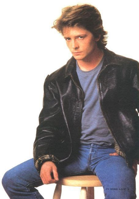 michael j fox yahoo michael j fox in leather jacket yahoo image search