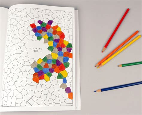 colored pencils coloring books brain science coloring for agility and fast learning and