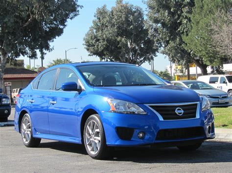 nissan sentra quick highway fuel economy test drive