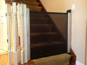 Retractable Baby Gates Stairs by Retractable Baby Safety Gate New York City Nyc Baby