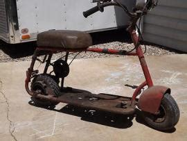 doodlebug mini bike hiawatha transport a hiawatha doodle bug vintage mini bike