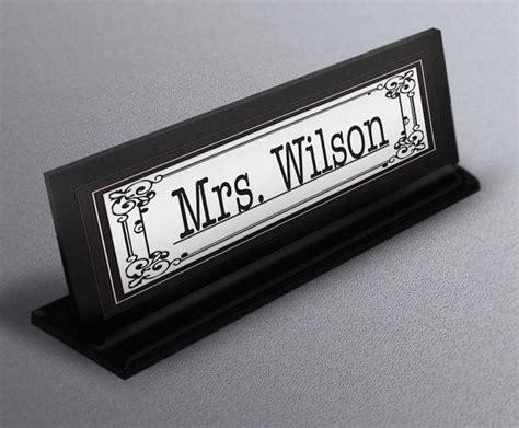 39 Best Desk Name Plates Images On Desk Name