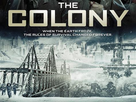 the colony we ve seen it all before nerdglaze