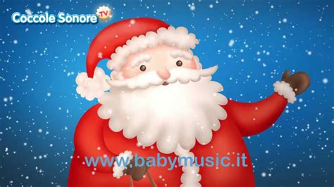 merry christmas canzoni  bambini  coccole sonore youtube