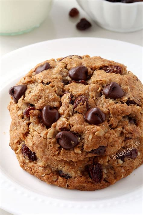 Do You Like Raisins In Your Cookies by Whole Grain Chewy Oatmeal Raisin Cookies Texanerin Baking