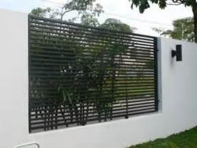 mild steel metal fence modern design garden ideas pinterest wooden gates metals and search