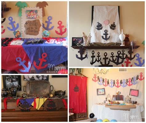 pirate decorations jake and the never land birthday