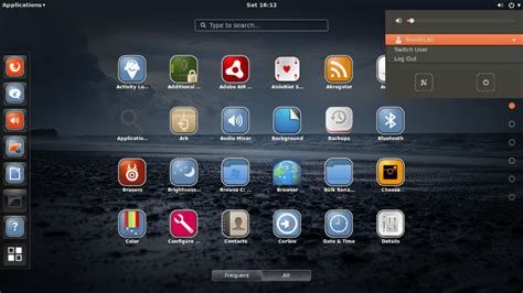 gnome themes ubuntu 14 10 top 5 dark themes for ubuntu 14 04 trusty thar