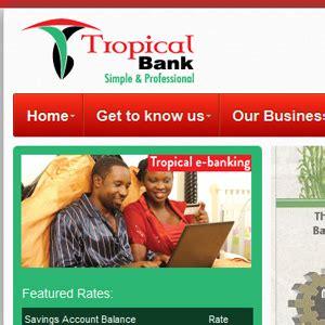 tropical bank hostalite