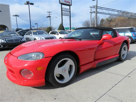 dodge viper exhaust 1993 dodge viper rt 10 roadster start up exhaust and in