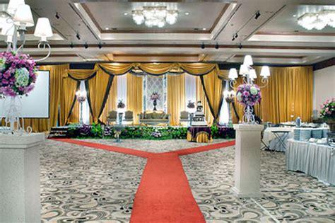Weddingku Gran Melia by Gran Melia Wedding Packages Jakarta Mini Bridal