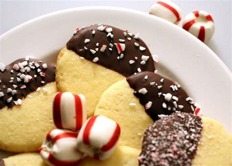 Choco Mede Ina Cookies zingerman s bakehouse chocolate mint shortbreads the 12 days of cookies cleveland
