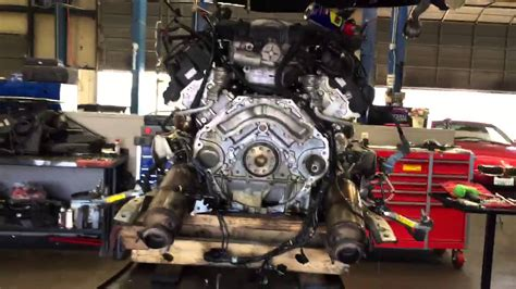 how to fix cars 2004 bmw 645 engine control 2005 bmw 645ci valve stem seals sub frame front suspension youtube