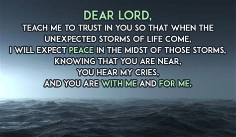 trust in the god of all comfort a prayer for peace powerful words