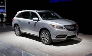 Acura Mdx Used 2014 Car And Driver