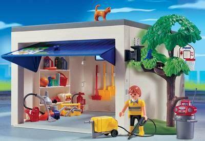 Toboggan Pour Enfant 5644 by Playmobil City Car Garage Playmobil