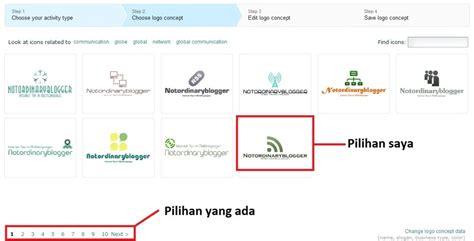 membuat watermark sendiri cara membuat logo bisnis sendiri notordinaryblogger