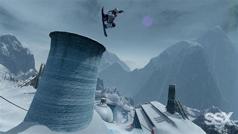 best ssx ssx it s tricky trailer revealed gamers xtreme