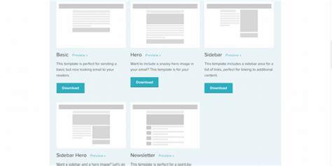 email caign templates free 10 templates gratuits responsive de newsletters