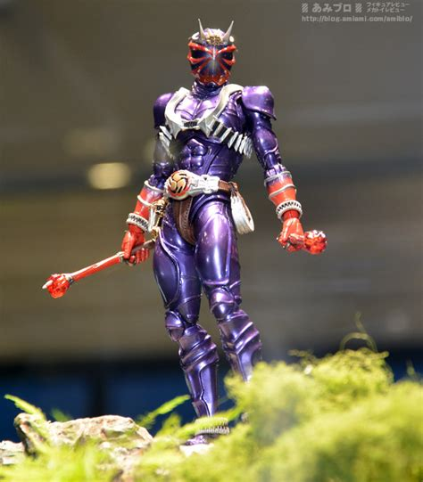 Shfiguarts Masked Rider Hibiki tamashii nations summer collection displays tokunation