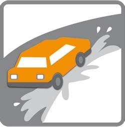 distanza di sicurezza in caso di pioggia i consigli di asaps per la guida con la pioggia e in