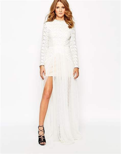 Dres Aren wedding dresses that aren t actually wedding dresses tying the knot livingly