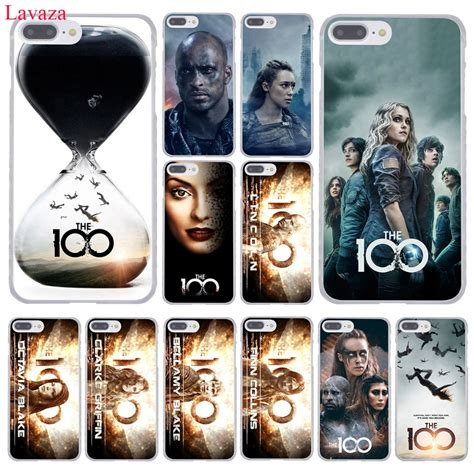 Promo Promo Iphone 6 Plus Shell Original 100 Mon 4 lavaza tv show the 100 the hundred coque shell phone for apple iphone 8 7 6 6s plus x