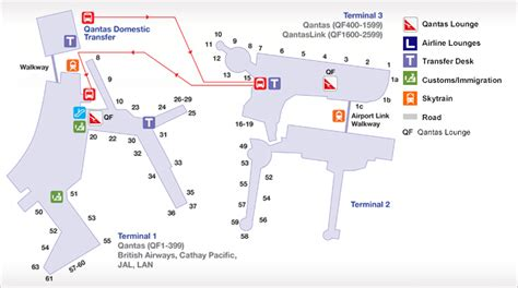 sydney airport floor plan sydney domestic airport t2 guide qantas