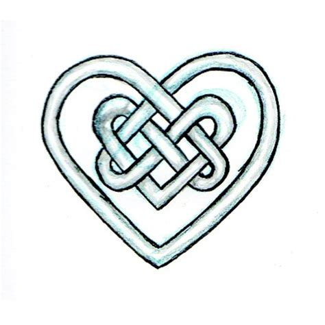 celtic heart tattoo a celtic knot tattoos guys