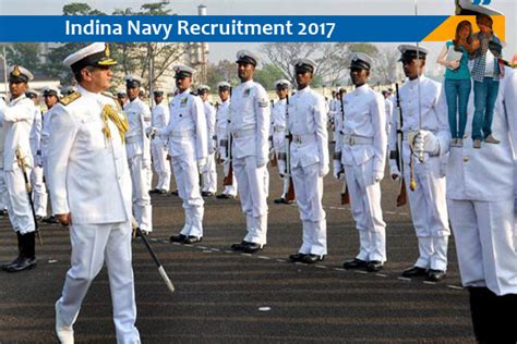 officer in indian navy after graduation 2017