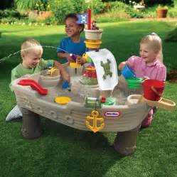 tikes anchors away pirate ship water table toys quot r