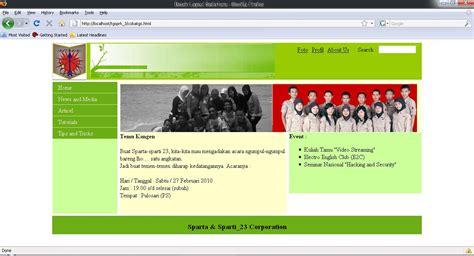 membuat halaman web dengan html dan css membuat desain layout halaman web dengan html mieke blog