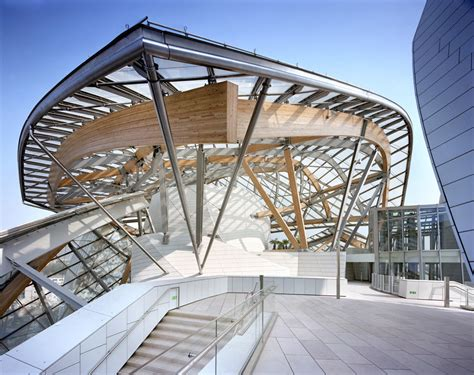 Fondation Vuitton by Architecture La Fondation Louis Vuitton Photographi 233 E
