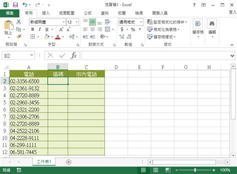 flash tutorial with exle excel 快速填入功能 根據輸入內容自動分割資料 g t wang