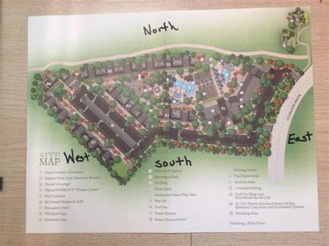 westin kierland villas floor plan map of property picture of the westin kierland villas