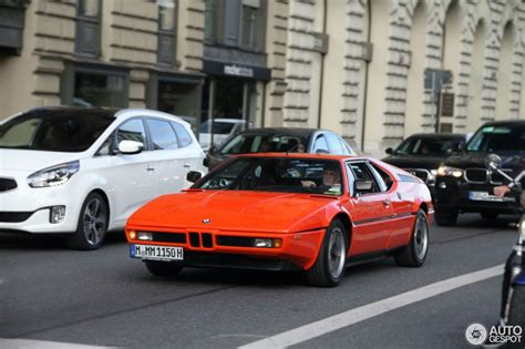Bmw M 1 by Bmw M1 3 September 2016 Autogespot