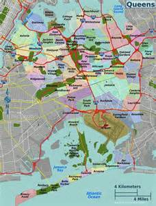 Map Of Queens New York by Queens Map Map Of Queens New York City