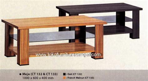 Meja Tamu Kerang meja tamu coffe table meja sofa
