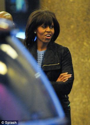 michelle obama wears wigs updated 03 07 14 is michelle obama wearing a wig getting