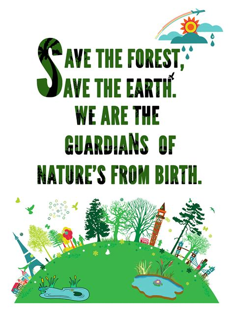 poster design in jaipur save forest poster on behance