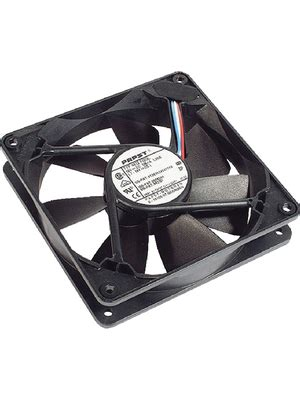 lada ventilatore k 246 p fl 228 kt 60 x 60 x 25 mm 12 vdc ebm papst 612 n 2gml