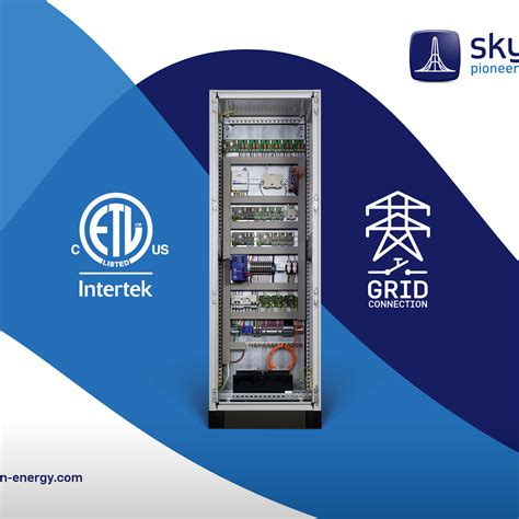 Plant Controller by Skytron Energy S Power Plant Controller For Renewables Now Certified To Ul Business Wire