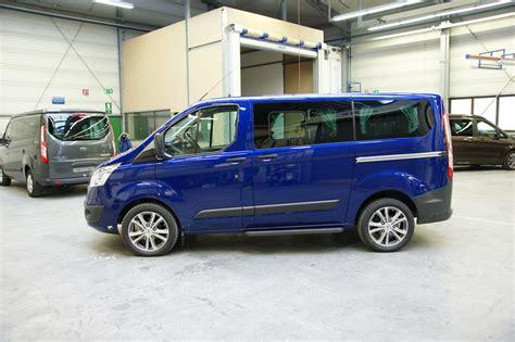 ford transit custom euroline