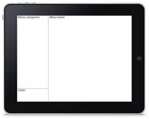build html5 based menu app for ipad with dhtmlx touch