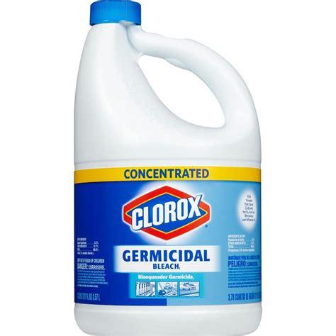 Clorox 121 oz. Concentrated Germicidal Bleach 4460030798