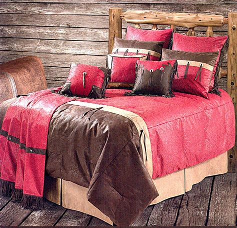 western bed sets pueblo western bedding comforter set