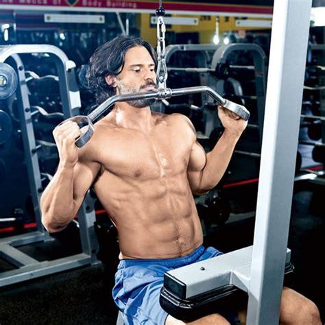 Joe Manganiello Bench Press joe manganiello c ha scritto in faccia so bono per fitness spetteguless