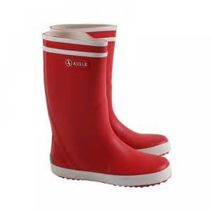 bottes de pluie lolly pop aigle chaussures enfant