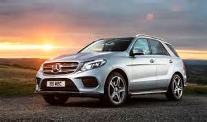 Mercedes Suv Mercedes Gle 350d Suv 4matic Amg Line Road Test